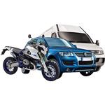 Orodje za popravilo in vzdrževanje avtomobilov, motornih koles in mopedov.