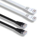 UTP LAN kabel CAT7 ploščat (flat).