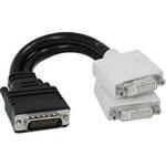 Razni DVI adapterji, razdelilci, pretvorniki itd.