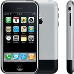 Apple iPhone 1. generacije, včasih imenovan tudi kot iPhone 1, 1G, 2, 2G.