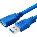 USB 3.0 podaljški oz. kabli s priključkom USB moški na eni, in USB ženski na drugi strani.