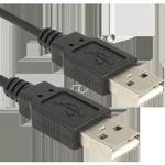 USB kabli, podaljški in adapterji.