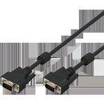VGA kabli, podaljški, adapterji, preklopniki in ojačevalci.