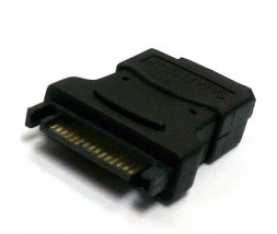 Adapter SATA na IDE Molex 4-pin