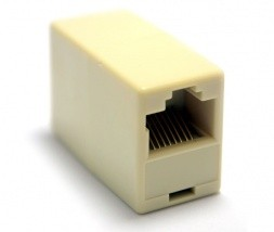 UTP RJ45 adapter - coupler