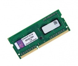 DDR3 204-pin SODIMM 4GB pomnilnik Kingston KVR16S11S8/4