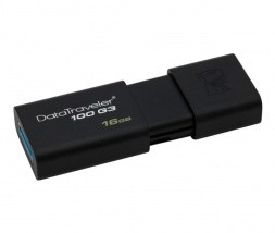 16GB USB 3.0 ključek Kingston