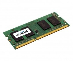 Pomnilnik Crucial DDR3 SODIMM 8GB 1600MHz CL11 Dual Voltage