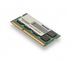 Pomnilnik Patriot DDR3 SODIMM 4GB 1600MHz CL11 1.5V