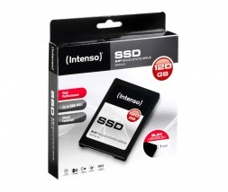 Intenso SSD SATA III High 120GB