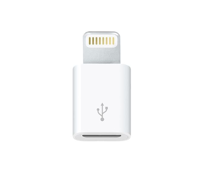 Adapter iz micro USB v Lightning