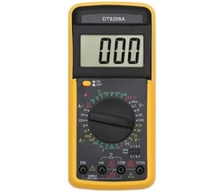 Multimeter DT9208A